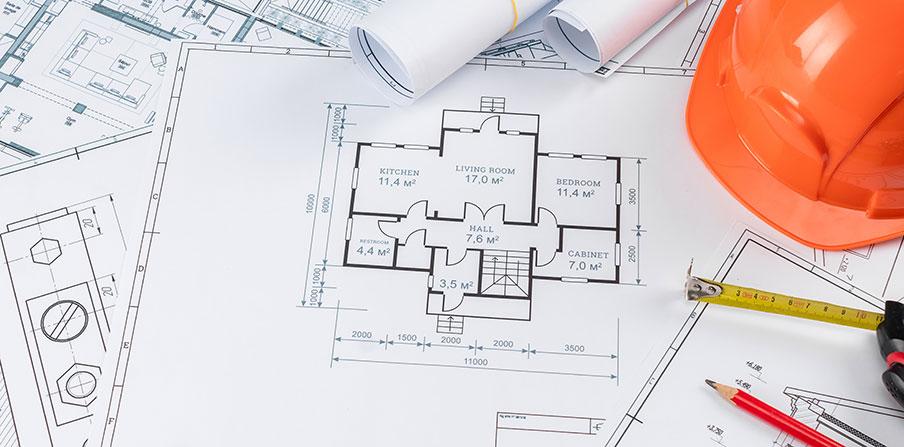 Konstruktionsritningar, Bygglov och andra oväntade utgifter